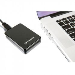 Transcend 256GB Disco SSD Portátil USB 3.0 ESD400