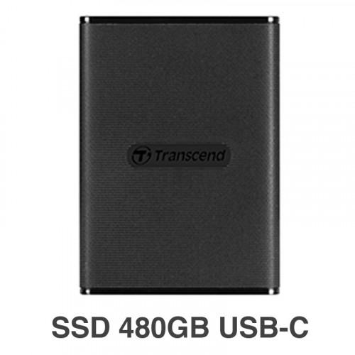 Transcend SSD ESD220C Portátil 480GB  USB-C TS480GESD220C