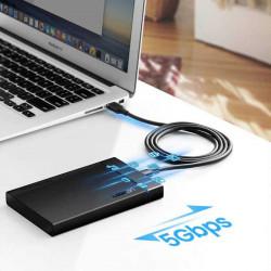 Ugreen 20882 Cable USB-C a USB-A  3.0 de 1 metro 5Gbps