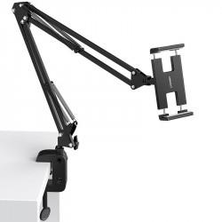 """Ugreen 50394 Soporte para Smartphone / Tablet con clamp de agarre 4""""-12.9"""""""