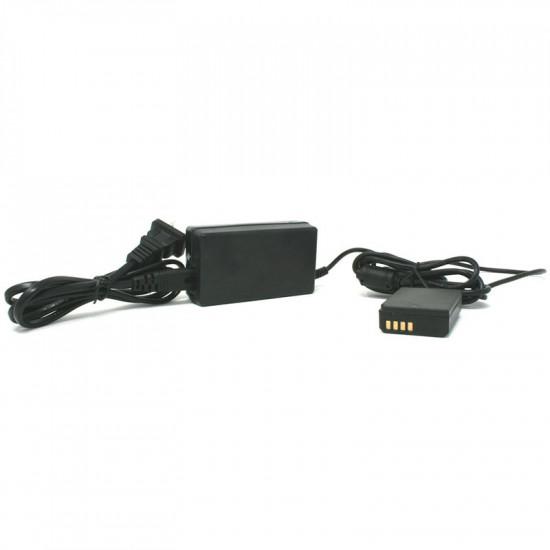 Wasabi ACK-LPE10 Adaptador AC para Canon LP-E10 (dummy)