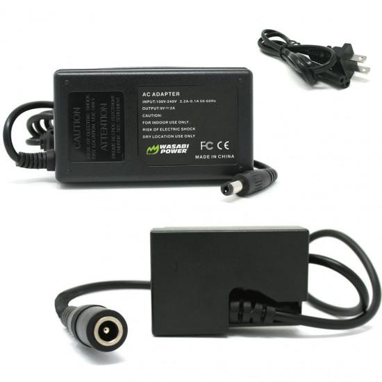 Wasabi ACK-LPE17  Adaptador AC para LP-E17 (dummy)