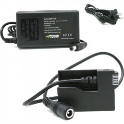 Wasabi ACK-LPE8 Adaptador AC para Canon LP-E8 (dummy)