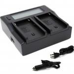 Kit 2 Baterías F960 para Blackmagic Design Pocket Cinema Camera HD / 4K / 6K