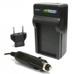 Wasabi Cargador LCH-ENEL15 para baterías Nikon ENEL15