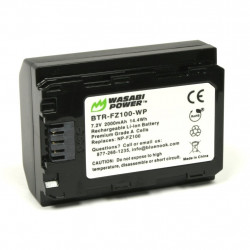 Wasabi Power Batería NP-FZ100 para Sony