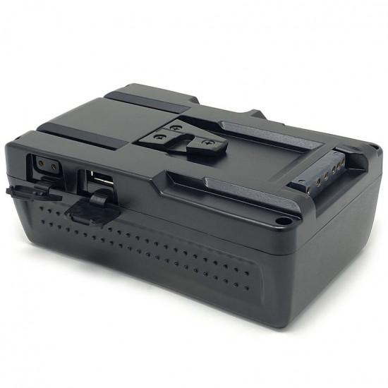 Wasabi Bateria Power V-mount 150W/h