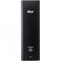 Wise PTS-1024 Portable & Cinema USB 3.1 Gen 2 SSD 1TB