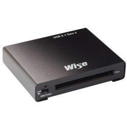 Wise WA-CR05 Lector de Tarjeta CFast 1.0 / 2.0  USB-C