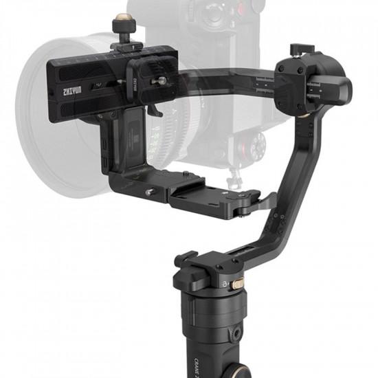 Zhiyun-Tech Crane 2S Gimbal para los cineastas