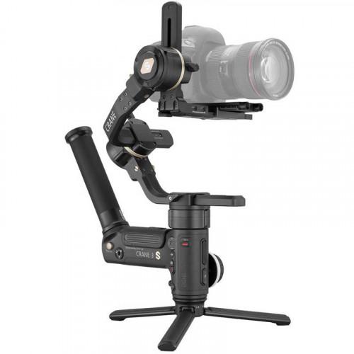 Zhiyun-Tech Crane 3S-E Gimbal hasta 6.5kgs