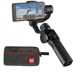 Zhiyun-Tech Smooth-4 Gimbal para Smartphones con bolso de accesorios