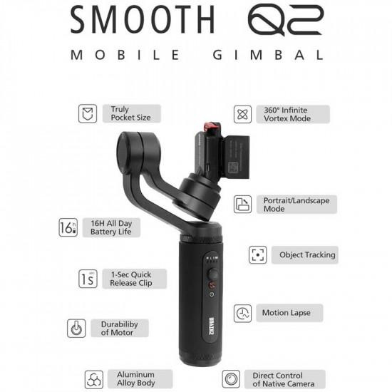 Zhiyun-Tech Smooth-Q2 Gimbal para Smartphones