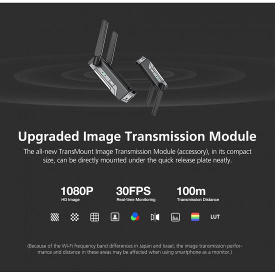 Zhiyun-Tech Weebill S Transmission Pro Gimbal