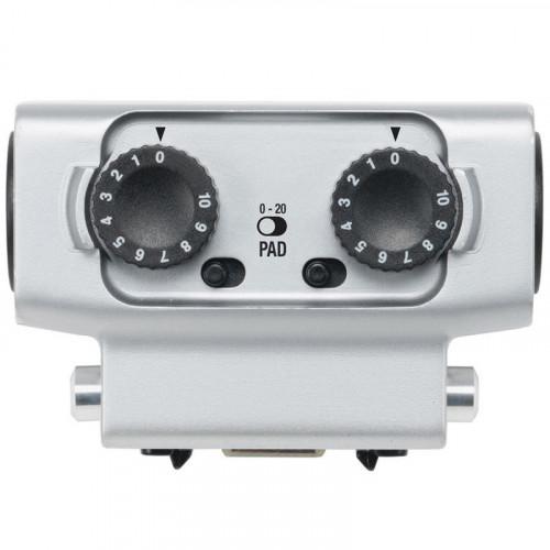 Zoom EXH-6 Cápsula de entrada combinada Dual XLR/TRS para H5 y H6