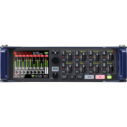 Zoom F8n Grabador Audio Multi Track 8 canales