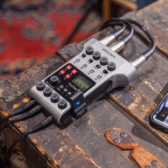 Zoom BTA-2 Adaptador Bluetooth para la serie PodTrak