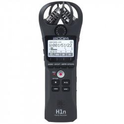Zoom Grabador Audio H1N Ultra Portátil Entrada 3.5mm Mic