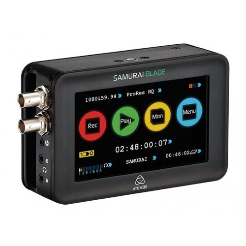 """Atomos ATOMSAM002 Samurai Blade 5"""" Hi-Res SDI Monitor & Grabador"""