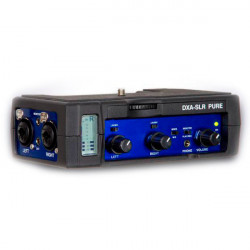 Beachtek DXA-SLR PURE Mixer de Audio Profesional para cámaras DSLR