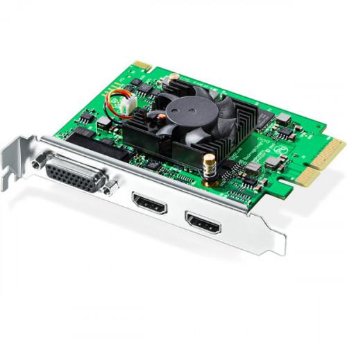 Blackmagic Design Intensity Pro 4K UltraHD  HDMI / Análogo - PCIe
