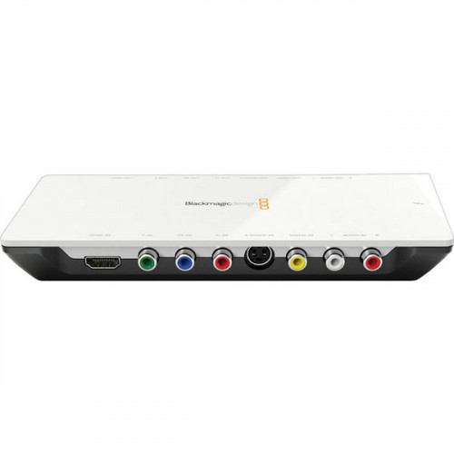 Blackmagic Design Intensity Shuttle Captura y reproducción Thunderbolt™ en HDMI y analógo