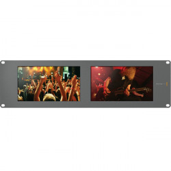 Blackmagic Design Smartview Monitor Duo 2 con dos pantallas de 8""
