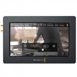 Blackmagic Video Assist HDMI / 6G-SDI Grabador y Monitor 5""