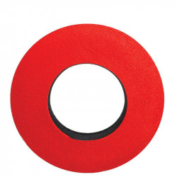 Blue Star 20142 Round Small de Microfibra Eyecushion Rojo