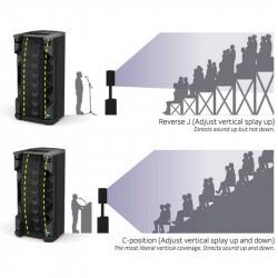 Bose F1 Array Flexible Bose® F1 Model 812 Altavoz Autoamplificado Portátil