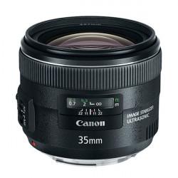 Canon Lente EF 35mm f/2 IS USM