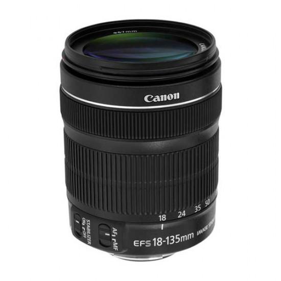 Canon 7D Mark II Cámara DSLR con lente EF-S 18-135mm IS STM