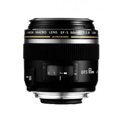 Canon Lente  EF-S 60mm f /2.8 Macro USM