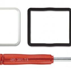 GoPro ALNRK-301 Kit de lentes de repuesto para HERO3