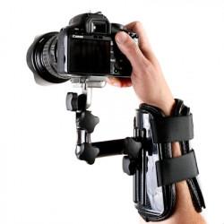 Hoodman H-WS1 Soporte de DSLR cámara en mano WristShot  (No incluye cámara)