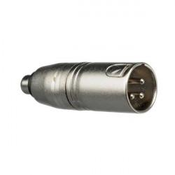 Hosa GXM-133 Adaptador de Hembra RCA a Macho XLR