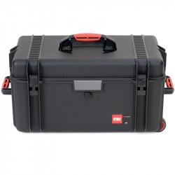 HPRC 4300CW Maleta Dura con ruedas y trolly incorporado de 38 x 69 x 35,8cm