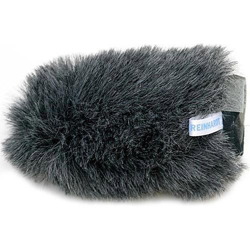 K-Tek KR-50-130 Paraviento Peluche tipo Windsock (calcetín) para Micrófonos de 130mm