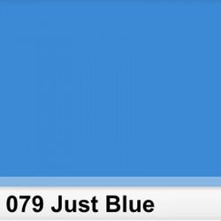 Rosco 079SR Pliego Just Blue 50cm x 60 cm