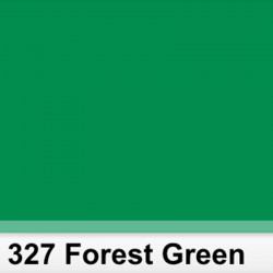 Lee Filters  327S Pliego Forest Green / Verde Bosque 50cm x 60 cm