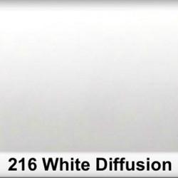 Rosco Rollo White Diffusion 216R 1,22 x 7,62 mts