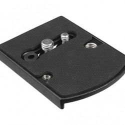 Manfrotto 410PL Galleta/Plancha QR (Quick Release) para sistema RC4