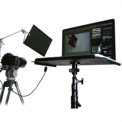 Matthews Bandeja para sujetar Laptop en trípode o stand