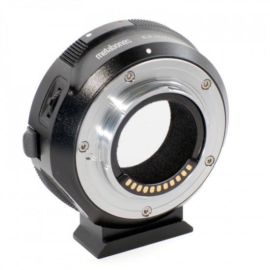 Metabones EF-m43-BT2 Adaptador de Lentes EF a Micro 4/3 Smart