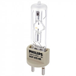 Philips MSR 575 HR Ampolleta Metal Halide G22