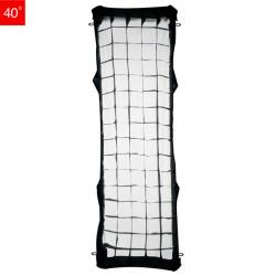 Photoflex Grid mediano para Halfdome (38x139cm)
