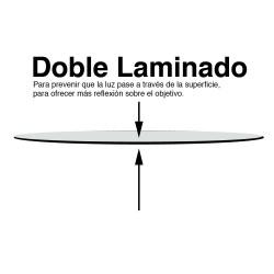 """Photoflex Disco Reflector Litedisc 32"""" (81cm) Dorado Suave/Blanco"""