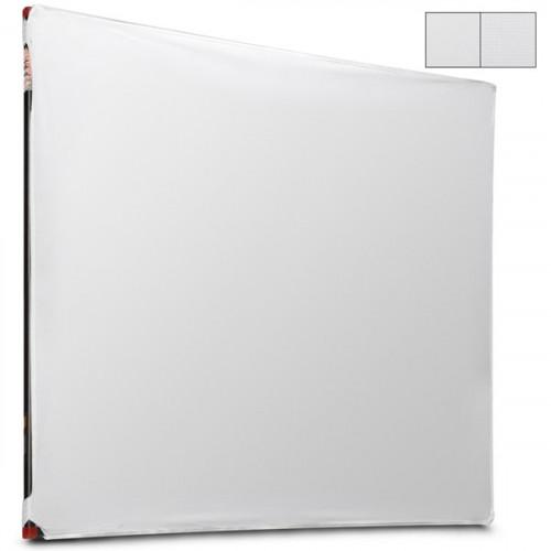 Photoflex Tela / Telón para LitePanel de 1.95 x 1.95mts Traslucida (Solo tela no incluye marco)