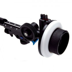 Redrock Micro Follow Focus Black Professional Series