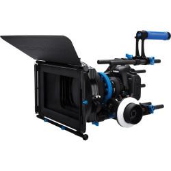 Redrock Micro DSLR Cinema Bundle microFollowFocus (Blue)